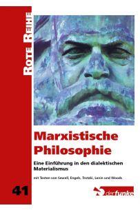 Einführung in die Marxistische Philosophie (RR 41)